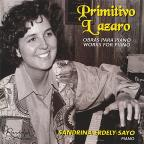 Primitivo Lazaro: Works For Piano, Vol. 1