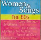 Women & Songs: The 80s
