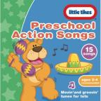 Little Tikes Pre-School Action Songs