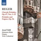 Reger: Organ Works, Vol. 14