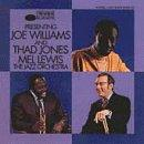 Presenting Joe Williams & Thad Jones/Mel Lewis Orchestra