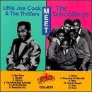 Golden Classics: Little Joe & the Thrillers Meet the Schoolboys