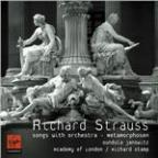 R. Strauss: Songs With Orchestra