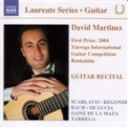 Guitar Recital: David Martinez