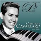 Poet Of The Piano, Carmen Cavallaro Light Music - 9405361