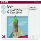 Bach: Complete Partitas For Harpsichord