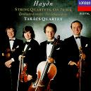 Haydn: String Quartets, Op 76 no 4-6 / Tak&#225;cs Quartet