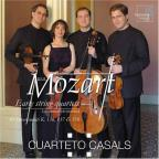 W.A. Mozart: Early String Quartets & Divertimenti K. 136, 137 & 138
