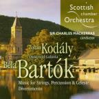 Kodaly: Dances of Galanta; Bartok: Music for Strings, Percussion & Celeste