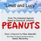 "Linus And Lucy - From The Animated Specials Based On Charles Schultz's ""Peanuts"" (Vince Guaraldi)"
