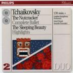 Tchaikovsky: The Nutcracker ; The Sleeping Beauty