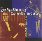 George Shearing/Cannonball Adderly Quintets at Newport