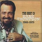 Best of Hank Thompson: 1966-1979