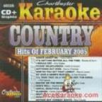 Karaoke: Country Hits Of February 05