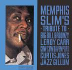 Memphis Slim's Tribute to Big Bill Broonzy, Leroy Carr, Cow Cow Davenport, Curtis Jones, Jazz Gillum