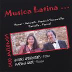 Musica Latina For FL & Pno