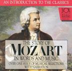 Story of Mozart in Words and Music