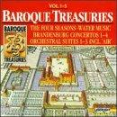 Baroque Treasuries Vol 1-5