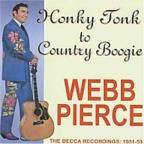 Honky Tonk To Country Boogie: The Decca Recordings 1951-1959