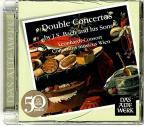 Double Concertos by J.S. Bach and his sons