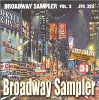 Karaoke: Broadway Sampler, Vol. 3