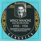 Wingy Manone & His Orchestra 1935-36