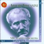 Immortal Toscanini Vol 1 - Beethoven Symphonies no 1-4