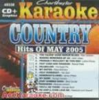 Karaoke: Country Hits Of May 2005