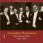 German Song / Comedian Harmonists - The Greatests Hits, Volume 1 / Recordings 1928-1934