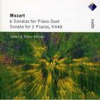 Mozart: 6 Sonatas for Piano Duet; Sonata for 2 pianos, K. 448