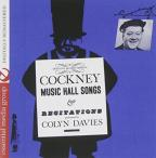 Cockney Music Hall Songs & Recitations