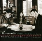 Romantic Songs for Clarinet and Piano