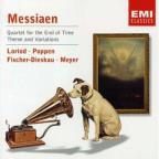 Messiaen: Quartet For En