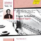 Schubert: Klavierwerke, Vol. 11