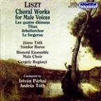Liszt: Choral Works for Male Voices