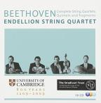 Beethoven: Complete String Quartets, Quintets &amp; Fragments