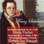 F. Schubert: Six Musical Moments Op. 94, D 780 - Symphony No. 9 In C Major, D 944