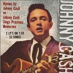 Hymns By Johnny Cash/Johnny Cash Sings Precious Memories