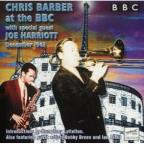 Chris Barber with Joe Harriott at the BBC, December 1963