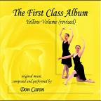 First Class Album Yellow Volume (Revised) Music Fo