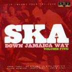 Ska Down Jamaica Way, Vol. 5