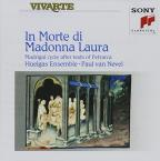 In Morte di Madonna Laura / Paul van Nevel, Huelgas Ensemble