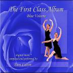 First Class Album Blue Volume (Revised) Music For