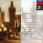 Dvorak: The 3 Great Symphonies