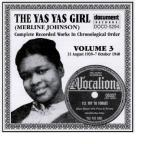Yas Yas Girl, Vol. 3: Complete Works (August 1939 - Oct 1940)