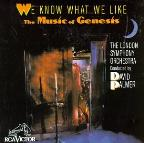 We Know What We Like: The Music Of Genesis