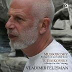 Mussorgsky: Pictures at an Exhibition; Tchaikovsky: Album for the Young