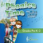 Phonics Time With Miss Jenny & Friends