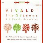 Vivaldi: The Seasons; 4 Double Concertos