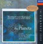 Holst: The Planets; Elgar: Enigma Variations